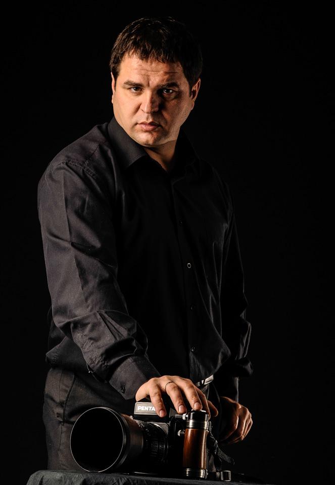 Константин Сова, профессиональный фотограф